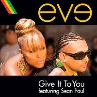 Přední strana obalu CD Give It To You