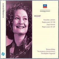 Emma Kirkby, The Academy of Ancient Music, Christopher Hogwood – Mozart: Exsultate, Jubilate;  Regina Coeli; Ergo Interest