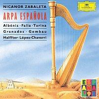 Nicanor Zabaleta – Spanish Harp Music