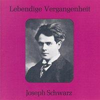 Joseph Schwarz – Lebendige Vergangenheit - Joseph Schwarz