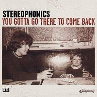 Přední strana obalu CD You Gotta Go There To Come Back