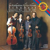 Kim Kashkashian, Gidon Kremer, Yo-Yo Ma, Daniel Phillips – Mozart: Adagio and Fugue in C Minor; Schubert: String Quartet No.15