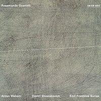 Rosamunde Quartett – Anton Webern - Dmitri Shostakovich - Emil Frantisek Burian
