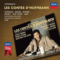 Jessye Norman, Francisco Araiza, Cheryl Studer, Samuel Ramey, Anne Sofie von Otter – Offenbach: Les Contes d'Hoffmann