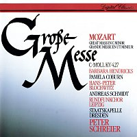 Peter Schreier, Barbara Hendricks, Pamela Coburn, Hans Peter Blochwitz – Mozart: Mass in C minor