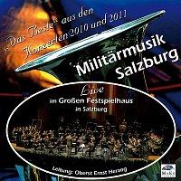 """Militarmusik Salzburg – """"Das Beste"""" aus den Konzerten 2010 und 2011 CD1"""