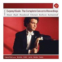Vladimir Spivakov, Evgeny Kissin, Wolfgang Amadeus Mozart – Evgeny Kissin - The Complete Concerto Recordings