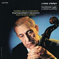 Gregor Piatigorsky, Antonín Dvořák, Boston Symphony Orchestra, Charles Munch – Dvorak: Cello Concerto in B Minor, Op. 104, B. 191