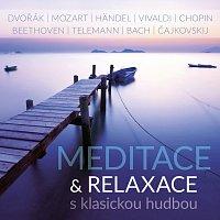 Přední strana obalu CD Meditace & relaxace s klasickou hudbou