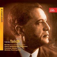 Česká filharmonie, Václav Talich – Talich Special Edition 5. Dvořák: Koncert pro klavír a orchestr g moll, Koncert pro violoncello a orchestr h moll