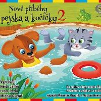 Různí interpreti – Nové příběhy pejska a kočičky 2 – CD