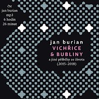 Jan Burian – Vichřice a bubliny (MP3-CD)