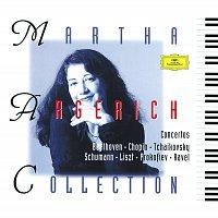 Přední strana obalu CD Martha Argerich - Concertos