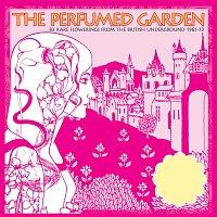 Přední strana obalu CD The Perfumed Garden: 80 Rare Flowerings From The British Underground 1965-73, Volumes 1-5