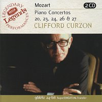 Sir Clifford Curzon, English Chamber Orchestra, Benjamin Britten, István Kertész – Mozart: Piano Concertos Nos.20,23,24,26 & 27 [2 CDs]