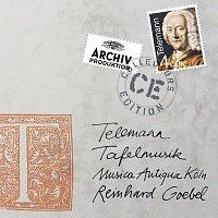 Musica Antiqua Koln, Reinhard Goebel – Telemann: Tafelmusik