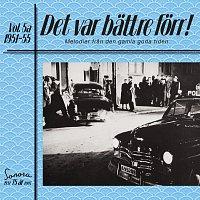 Přední strana obalu CD Det var battre forr Volym 5 a 1951-55