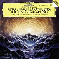 Přední strana obalu CD Strauss, R.: Also sprach Zarathustra, Op. 30; Tod und Verklarung, Op.24