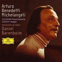 Arturo Benedetti Michelangeli, Orchestre de Paris, Daniel Barenboim – Schumann: Piano Concerto / Debussy: Images