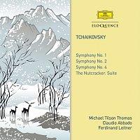 Michael Tilson Thomas, Claudio Abbado, Ferdinand Leitner, Berliner Philharmoniker – Tchaikovsky: Symphonies Nos. 1, 2, 4 / Nutcracker Suite