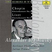 Alexander Brailowsky, Berliner Philharmoniker, Julius Pruwer – Chopin: Konzert fur Klavier und Orchester No. 1 e-moll op.11 / Liszt: Konzert fur Klavier und Orchester No. 1 Es-dur