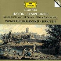 Wiener Philharmoniker, Leonard Bernstein – Haydn: Symphonies In G Major, Hob. I: .88, 92 & 94