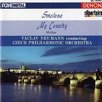 Czech Philharmonic Orchestra, Václav Neumann – Smetana: My Country