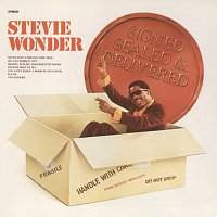 Stevie Wonder – Signed Sealed And Delivered