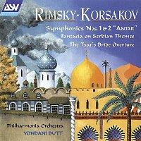 Philharmonia Orchestra, Yondani Butt – Rimsky-Korsakov: Symphonies Nos. 1 & 2