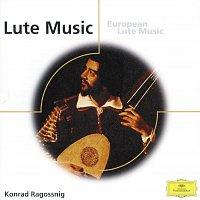 Konrad Ragossnig – Konrad Ragossnig - European Lute Music from England, Italy, Spain, Germany etc.