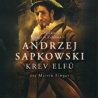 Martin Finger – Krev elfů (MP3-CD) CD-MP3