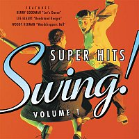Přední strana obalu CD Super Hits Of Swing - Volume 1