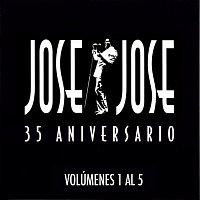 Jose Jose – 35 Aniversario Jose Jose Volumenes 1 Al 5