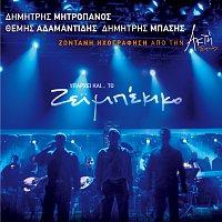Dimitris Mitropanos, Themis Adamantidis, Dimitris Basis – Iparhi Ke ... To Zeibekiko [Live]