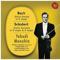 Robert Merrill, Yehudi Menuhin, Georg Friedrich Händel – Yehudi Menuhin Plays Bach, Debussy, Schubert, Rachmaninoff and Handel