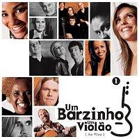 Přední strana obalu CD Um Barzinho, Um Violao Ao Vivo [Ao Vivo No Rio De Janeiro / 2001 / Vol. 1]