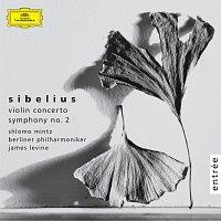 Berliner Philharmoniker, James Levine – Sibelius: Violin Concerto Op.47; Symphony No.2
