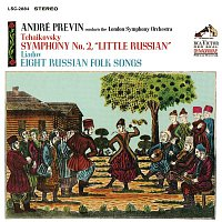 André Previn, Anatol Liadov, London Symphony Orchestra – Tchaikovsky: Symphony No. 2 in C Minor, Op. 17 & Liadov: Eight Russian Folk Songs, Op. 58