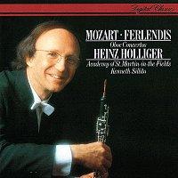 Heinz Holliger, Academy of St. Martin in the Fields, Kenneth Sillito – Mozart & Ferlendis: Oboe Concertos