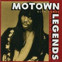 Přední strana obalu CD Motown Legends: Give It To Me, Baby - Cold Blooded