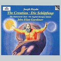 Přední strana obalu CD Haydn, J:: The Creation
