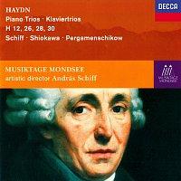 András Schiff, Yuuko Shiokawa, Boris Pergamenschikow – Haydn: Piano Trios Nos. 25, 40, 42 & 44