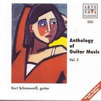 Kurt Schneeweiss, Sylvius Leopold Weiss – Anthology Of Guitar Music Vol. 5
