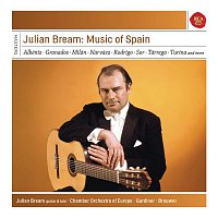Julian Bream – Julian Bream - Music of Spain