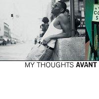 Přední strana obalu CD My Thoughts