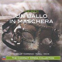 Montserrat Caballé, José Carreras, Ingvar Wixell, Sir Colin Davis – Verdi: Un Ballo in Maschera [2 CDs]