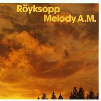 Přední strana obalu CD Melody A.M.