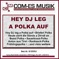 Andreas Autengruber & sein original Enzian Sextett – Hey DJ leg a Polka auf