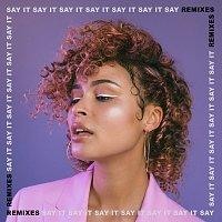 Thandi Phoenix, Sigma – Say It [Remixes]