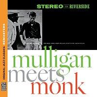 Přední strana obalu CD Mulligan Meets Monk [Original Jazz Classics Remasters]